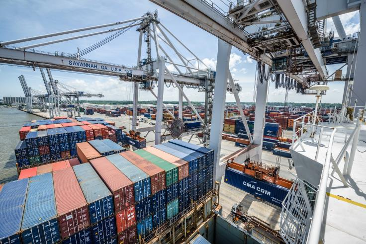 Container Stevedore and Container Terminal Operator
